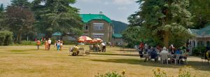 the palace, chail