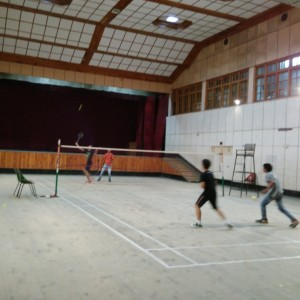 Gallery 16 ClubHouse Badminton