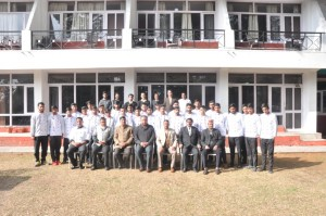 HSRT Training at Hotel T-Bud, Palampur