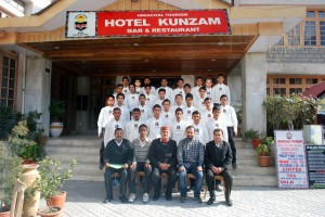 Trainings at Manali Complex