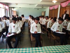 Trainings at Hotel T-Bud, Palampur
