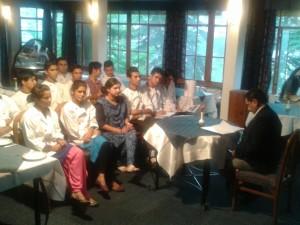 Trainings at Hotel Holiday Home, Shimla