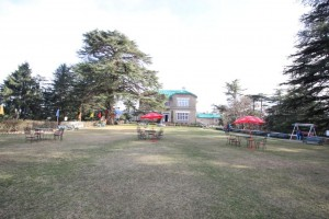 Gallery 1 Chail Palace Lawn